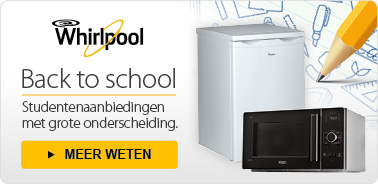 Whirlpool Back to school