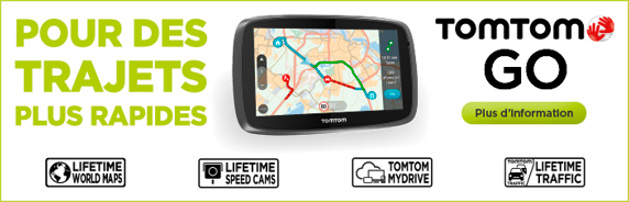 TomTom nouvelle gamme 2015