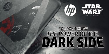 Star Wars HP laptop