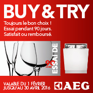 AEG Buy & Try