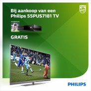 Philips innovaties + Xbox actie