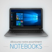 IT assortiment notebooks