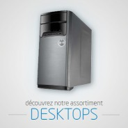 IT assortiment desktops