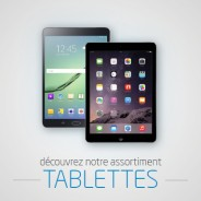 IT assortiment tablettes