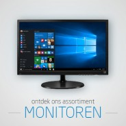 IT assortiment monitoren