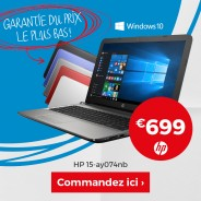 Notebook HP 15-ay074nb