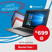 HP laptop 15-ay074nb