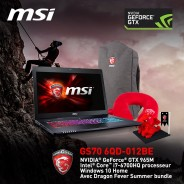 Action MSI GS70