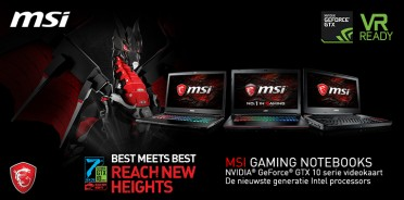 MSI new gaming 7th Gen