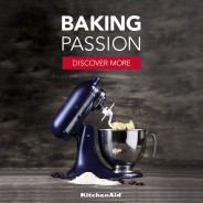 Kitchenaid baking