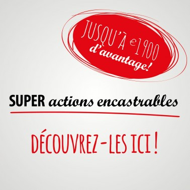 Actions encastrables 2017
