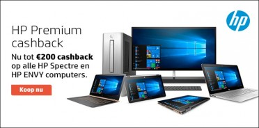HP computers Premium cashback