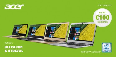 Acer Swift cashback