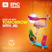 Concours JBL Tomorrowland