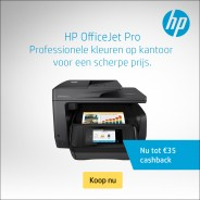 HP OfficeJet printers cashback