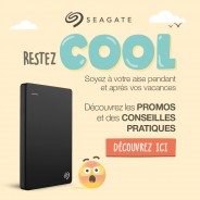 Conseils Seagate back-up