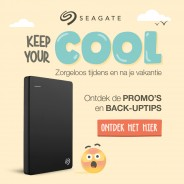 Seagate back-up tips