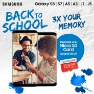 Samsung 3x your memory