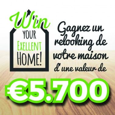 Concours gagnez relooking maison
