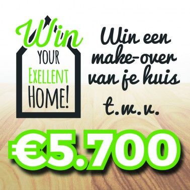 Win je house make over wedstrijd