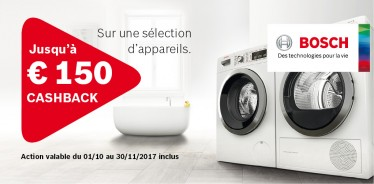 Actions automne Bosch