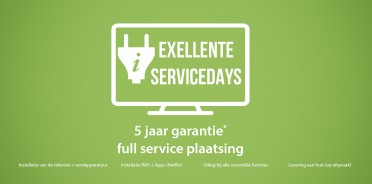 Innovaties servicedays