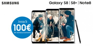 Promos mobile Samsung